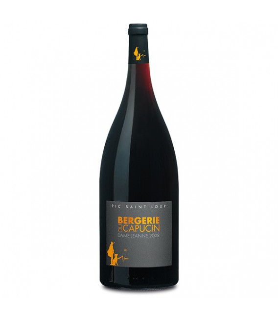 Dame Jeanne rouge 150 cl - 2012