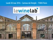 Monday, May 30, 2016 in Paris, Winelab!