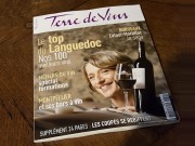 Larmanela 2012 selected by Terre de Vins news magazine