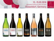 ProWein 13, 14, March 15, 2016 - Düsseldorf - Germany